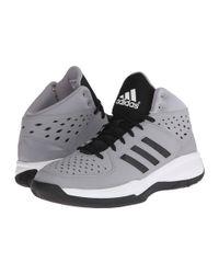 Adidas   Black Court Fury for Men   Lyst