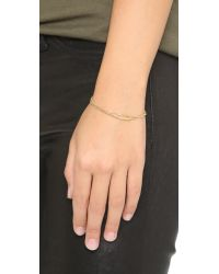 Jennifer Zeuner - Metallic Flynn Bracelet - Lyst