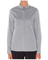 Rag & Bone - Gray Faye Shirt - Lyst