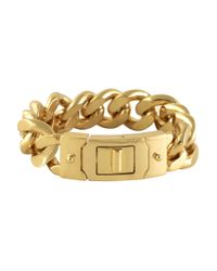 CC SKYE | Metallic Solid Ground Id Bracelet | Lyst