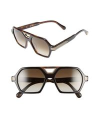 Ill.i by Will.i.am | Black 'wa506s' 55mm Sunglasses | Lyst
