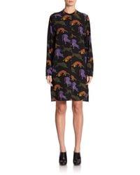 Stella McCartney Black Knee-length Dress