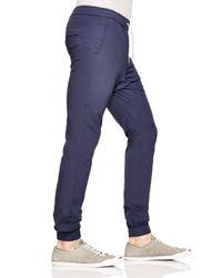 Zanerobe Blue Sureshot Tech Jogger Pants - 100% Bloomingdale's Exclusive for men