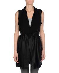 Vince - Black Full-length Jacket - Lyst