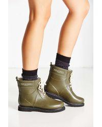 Ilse Jacobsen - Natural Rub 2 Warm Lining Rain Boot - Lyst