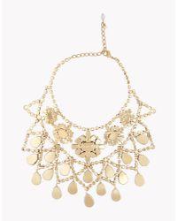 DSquared² | Green Queen Elizabeth Necklace | Lyst