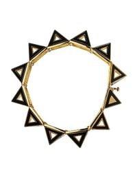 Noir Jewelry   Metallic St. Giles Bracelet   Lyst