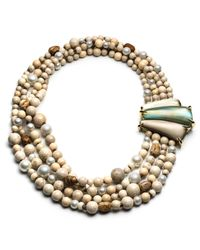 Alexis Bittar | Multicolor Desert Jasmine Torsade Necklace You Might Also Like | Lyst