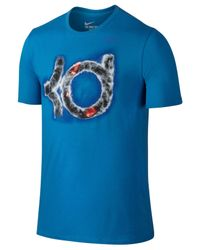 Nike | Blue Men's Kevin Durant Kd Foundation Dri-fit T-shirt for Men | Lyst