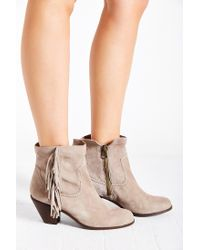 Sam Edelman Brown Louie Suede Ankle Boots