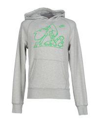 Nike - Gray Sweatshirt for Men - Lyst