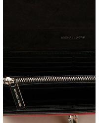 Michael Kors Red 'Scarlet' Wallet