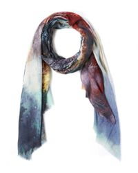 Lily and Lionel | Multicolor Assorted Hampstead Silk-blend Scarf | Lyst