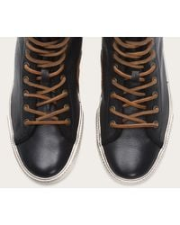 Frye - Black Chambers High for Men - Lyst