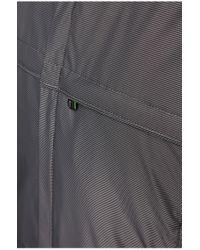 BOSS Green - Gray 'jadon' | Lightweight Bomber Jacket for Men - Lyst
