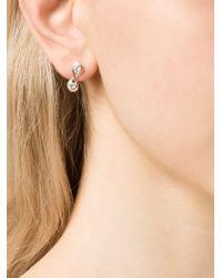 Pamela Love Metallic 'Infinite' Ear Climber And 'Star' Stud Earrings