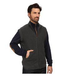 Woolrich Black Bromley Vest for men