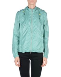 Armani Jeans - Green Jacket - Lyst