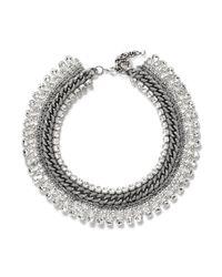 Venessa Arizaga - Metallic 'twinkle Twinkle' Necklace - Lyst