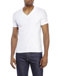 DIESEL | White Tos T-Shirt for Men | Lyst