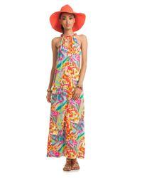 Trina Turk Multicolor Lulani Dress