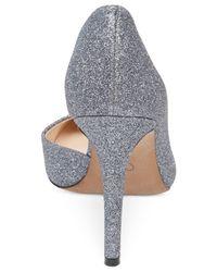 Jessica Simpson | Metallic Claudette D'orsay Pumps | Lyst