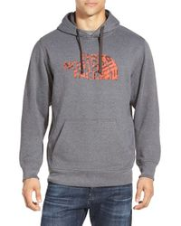 The North Face | Black 'shaka Logo' Graphic Hoodie for Men | Lyst