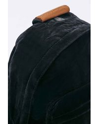 Mi-Pac Premium Cord Backpack In Black