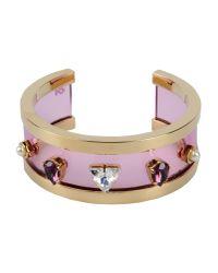 Maria Francesca Pepe | Pink Bracelet | Lyst