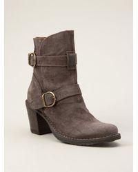 Fiorentini + Baker Gray Nena Boot