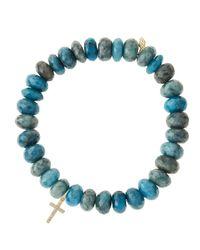 Sydney Evan | Multicolor Design Your Own Bracelet (made To Order) | Lyst