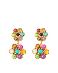 Sylvia Toledano | Multicolor Daisy Earrings | Lyst