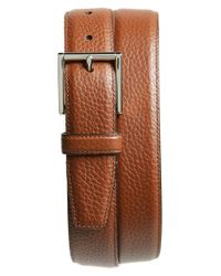 Cole Haan | Brown Leather Belt for Men | Lyst