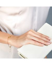 Astley Clarke   Metallic 18ct Gold Vermeil Citrine Bracelet   Lyst
