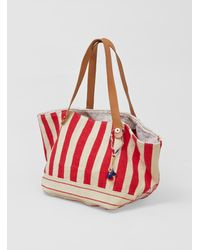 Péro Red Stripe Bag Pj Cs01