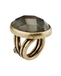 Paige Novick | Metallic Women's Antique Gold Ring | Lyst