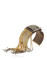 Iosselliani | Metallic Bohemian Rhapsody Bracelet | Lyst