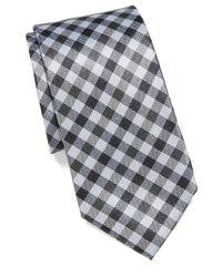 Vince Camuto   Black Pellico Gingham Slim Tie for Men   Lyst