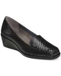 Aerosoles | Black Final Exam Flats | Lyst