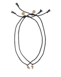 Venessa Arizaga - Blue Made For Each Other Necklaces - Lyst