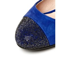 Moda In Pelle | Blue Elodia Low Occasion Shoes | Lyst