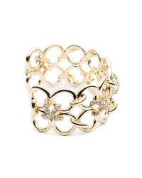 Alexis Bittar - Metallic Bound Link Cuff You Might Also Like - Lyst