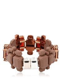 EK Thongprasert - Brown Automobile Bracelet - Lyst