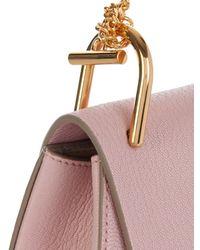 Chloé - Pink Drew Mini Cross-Body - Lyst