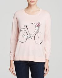 Joie Pink Sweater - Eloisa Bicycle