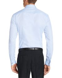 BOSS Blue 'jaiden' | Slim Fit, Italian Cotton Dress Shirt for men