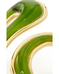 Fernando Jorge | Green Stream Open Ring In Jade | Lyst