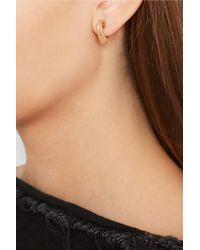 Fernando Jorge - Metallic Stream Lines 18-karat Rose Gold Earrings - Lyst