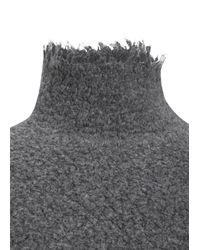 Dorothee Schumacher | Gray Cool Allure Pullover Turtle Neck 1/1 | Lyst
