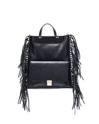 Sancia - Black Lucille Backpack - Lyst
